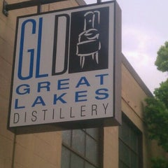 Photo taken at Great Lakes Distillery by Marriah G. on 5/13/2012