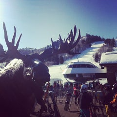 Photo taken at Snowbasin Resort by Matt D. on 2/4/2012