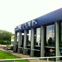 Photo taken at Kinepolis by Kristof Victor D. on 6/12/2012