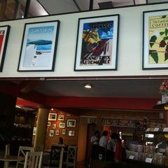 Photo taken at ESCAPE Bistro & Café by KringNoon L. on 5/17/2012