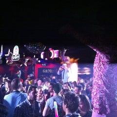 Photo taken at Des Alpes Disco by Walter B. on 2/22/2012