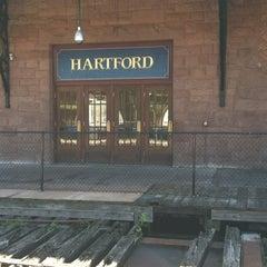 Photo taken at Hartford Union Station (HFD) - Amtrak by Sasha B. on 6/24/2012
