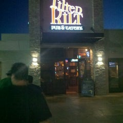 Photo taken at Tilted Kilt Mission Valley by Jose Luis S. on 6/26/2012