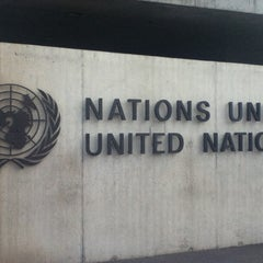 Photo taken at Palais des Nations by David G. on 6/26/2012