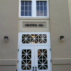 Photo taken at Memorial Hall by Patrick B. on 6/26/2012