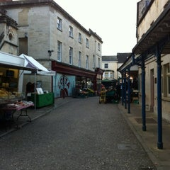 Photo taken at Shambles Market by Howard M. on 3/10/2012