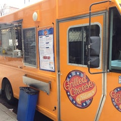 Photo taken at Grilled Cheese Nation Food Truck by Erin M. on 3/17/2012