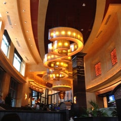 Photo taken at The Cheesecake Factory by Dave D. on 3/29/2012