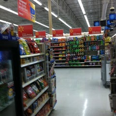 Photo taken at Walmart Supercenter by Robin A. on 2/25/2012