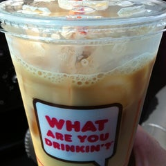 Photo taken at Dunkin' Donuts by Janice on 4/14/2012