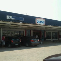 Photo taken at Bemol by Thiago Dias d. on 8/21/2012