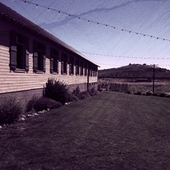 Photo taken at Fontaine Estate Winery by Kier S. on 8/4/2012