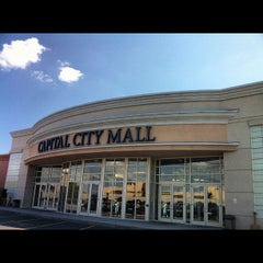 Photo taken at Capital City Mall by Paige on 8/28/2012