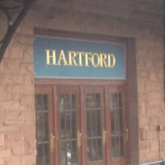 Photo taken at Hartford Union Station (HFD) - Amtrak by Neville E. on 8/16/2012