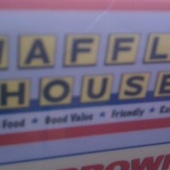 Photo taken at Waffle House by Adam C. on 6/10/2012