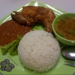 Photo taken at T1 Staff Canteen by Stephens W. on 7/4/2012