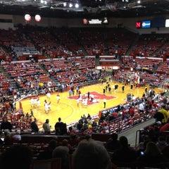 Photo taken at Bob Devaney Sports Center by Joe C. on 3/1/2012