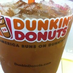Photo taken at Dunkin Donuts by Marissa R. on 2/23/2012