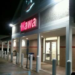 Photo taken at Wawa by Sara K. on 7/27/2012