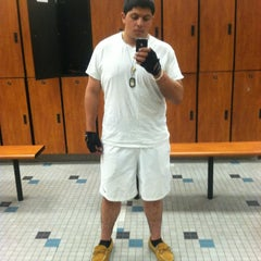 Photo taken at 24 Hour Fitness by Matthew H. on 5/16/2012