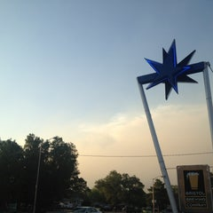 Photo taken at The Blue Star by Brandon H. on 6/27/2012