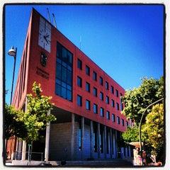 Photo taken at Ayuntamiento de Alcobendas by Pablo M. on 7/6/2012