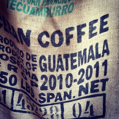 Photo taken at Coffee Factory by Lasse U. on 5/1/2012