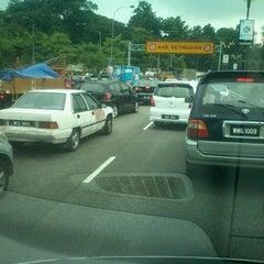 Photo taken at Lebuhraya Persekutuan (Federal Highway) by Mr.4G . on 9/5/2012