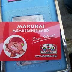 Photo taken at Marukai Market by Ginny H. on 7/29/2012