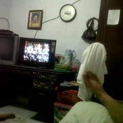 Photo taken at Jalan Karang Anyar by Andi C. on 6/20/2012
