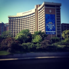 Photo taken at InterContinental Kansas City At The Plaza by Prentiss E. on 6/24/2012