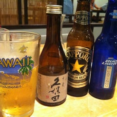 Photo taken at Bistro Yokohama by Michele M. on 6/23/2012