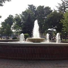 Photo taken at Kellogg Park by Ryan C. on 7/16/2012