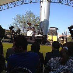 Photo taken at Feria Universitaria del Libro UANLeer by Berni R. on 5/28/2012