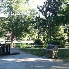 Photo taken at McKinley Park by Quiet S. on 6/8/2012