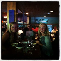 Photo taken at Trattoria Funistrada by Emily L. on 8/11/2012