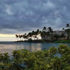 Photo taken at Hilton Waikoloa Village by Kazu S. on 5/10/2012