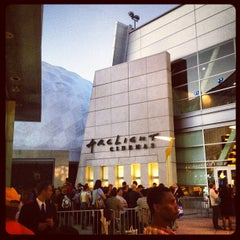 Photo taken at Cinerama Dome at Arclight Hollywood Cinema by Jamison N. on 9/5/2012