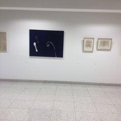 Photo taken at Galeria de Arte by Jose Luiz G. on 7/17/2012