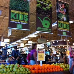 Photo taken at Whole Foods Market by May J. on 9/12/2012