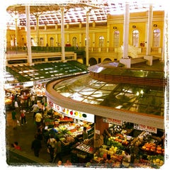 Photo taken at Mercado Público by Rosi C. on 3/7/2012