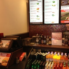 Photo taken at Smashburger by Jacob E. on 8/5/2012