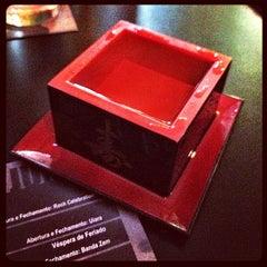 Photo taken at Japinha Sake Bar by Eduardo R. on 6/30/2012