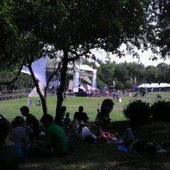 Photo taken at Bunbury Music Festival by Steve R. on 7/15/2012