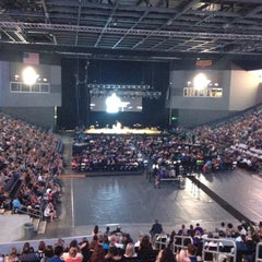 Photo taken at Grand Canyon University Arena by Scott F. on 8/25/2012