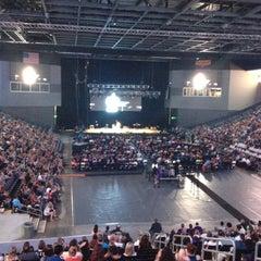 Photo taken at Grand Canyon University Arena by Scott F. on 8/25/2012