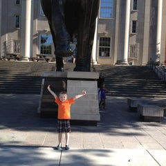 Photo taken at Morrill Hall by Andy on 7/19/2012