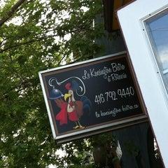 Photo taken at Le Kensington Bistro & Rotisserie by MeezStephanie on 7/14/2012