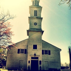 Photo taken at St. John's Church by Evan T. on 3/27/2012