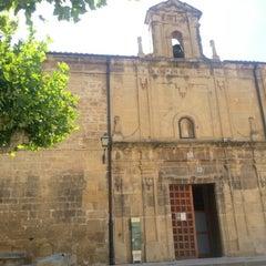 Photo taken at Ermita De La Virgen De La Plaza by José Manuel O. on 8/13/2012